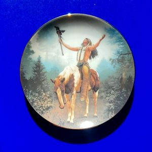 ❗Hamilton Collection Plate❗